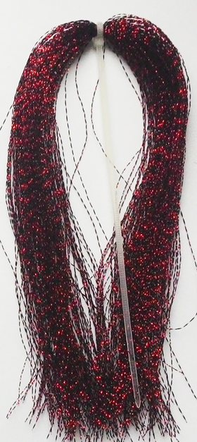 Crystal Flash Red-Black